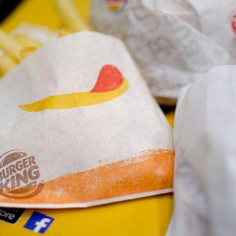 Patatas Burger King