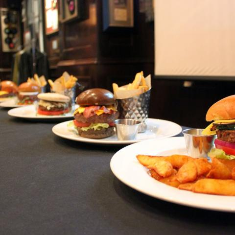 Burgers Hard Rock Madrid