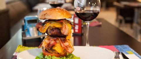 Burger Foodtruck